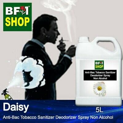 (ABTSD1) Daisy Anti-Bac Tobacco Sanitizer Deodorizer Spray - Non Alcohol - 5L
