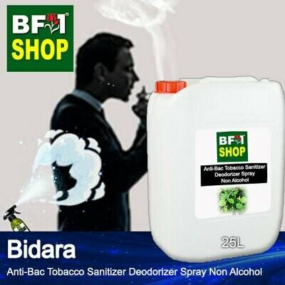 (ABTSD1) Bidara Anti-Bac Tobacco Sanitizer Deodorizer Spray - Non Alcohol - 25L