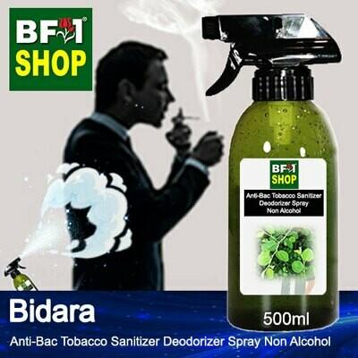 (ABTSD1) Bidara Anti-Bac Tobacco Sanitizer Deodorizer Spray - Non Alcohol - 500ml