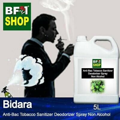 (ABTSD1) Bidara Anti-Bac Tobacco Sanitizer Deodorizer Spray - Non Alcohol - 5L