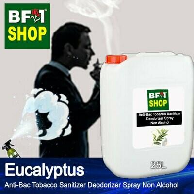 (ABTSD1) Eucalyptus Anti-Bac Tobacco Sanitizer Deodorizer Spray - Non Alcohol - 25L