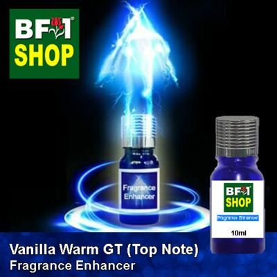 FE - Vanilla Warm GT (Top Note) - 10ml