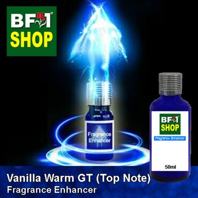 FE - Vanilla Warm GT (Top Note) 50ml