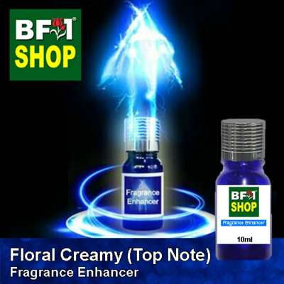 FE - Floral Creamy (Top Note) - 10ml