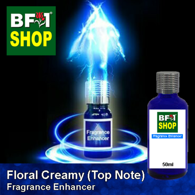 FE - Floral Creamy (Top Note) - 50ml