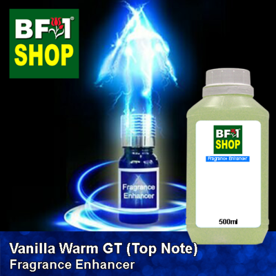 FE - Vanilla Warm GT (Top Note) - 500ml