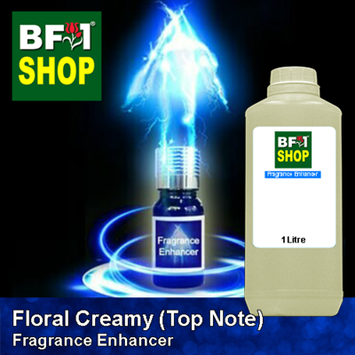 FE - Floral Creamy (Top Note) - 1L