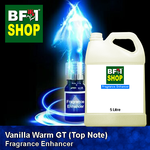 FE - Vanilla Warm GT (Top Note) - 5L