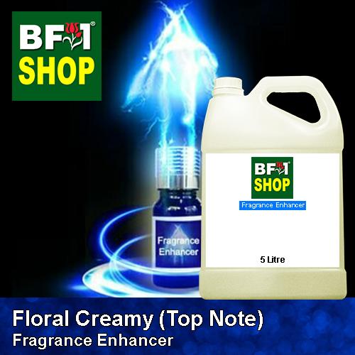 FE - Floral Creamy (Top Note) - 5L