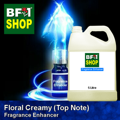 FE - Floral Creamy (Top Note) - 5L