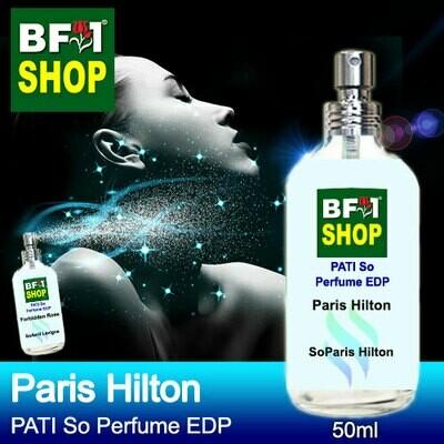 (PSEDP) PATI SoParis Hilton - Paris Hilton - Perfume EDP - 50ml