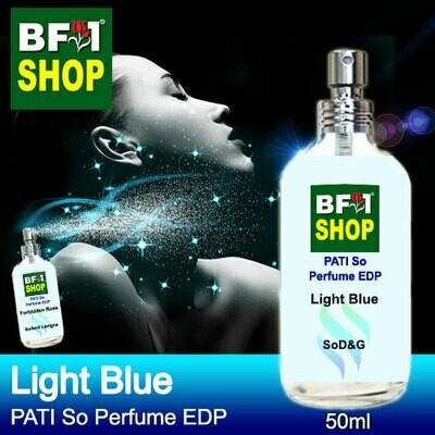 (PSEDP) PATI SoD&G - Light Blue - Perfume EDP - 50ml