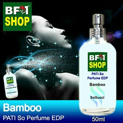 (PSEDP) PATI SoGucci - Bamboo - Perfume EDP - 50ml