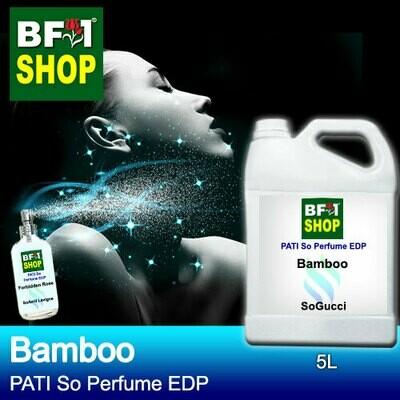 (PSEDP) PATI SoGucci - Bamboo - Perfume EDP - 5L