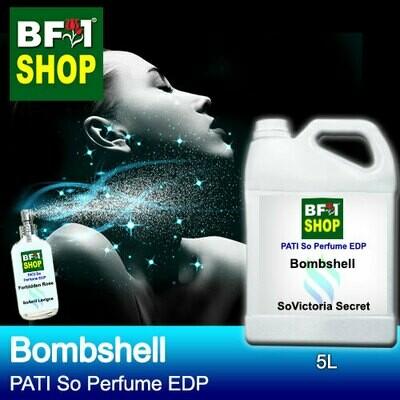 (PSEDP) PATI SoVictoria Secret - Bombshell - Perfume EDP - 5L