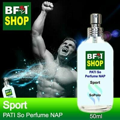 (PSNAP) PATI SoPolo - Sport - Perfume NAP - 50ml
