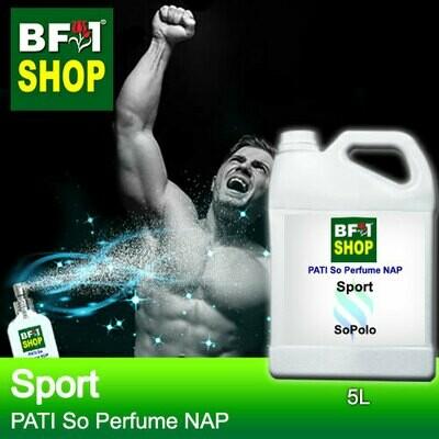 (PSNAP) PATI SoPolo - Sport - Perfume NAP - 5L