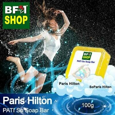 (PSSB) PATI SoParis Hilton - Paris Hilton - Soap Bar - 100g