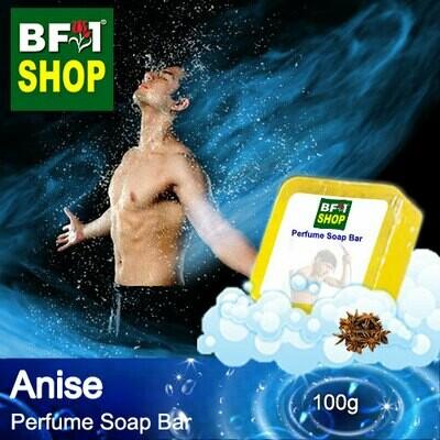 (PSB1) Perfume Soap Bar - WBP Anise - 100g