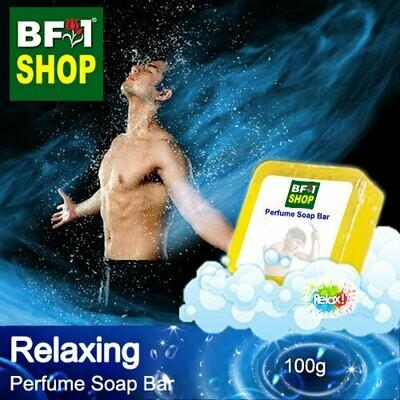 (PSB1) Perfume Soap Bar - WBP Aura Relaxing - 100g