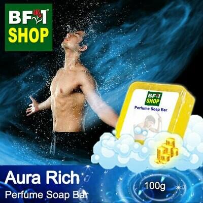 (PSB1) Perfume Soap Bar - WBP Aura Rich - 100g