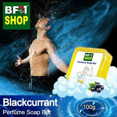 (PSB1) Perfume Soap Bar - WBP Blackcurrant - 100g