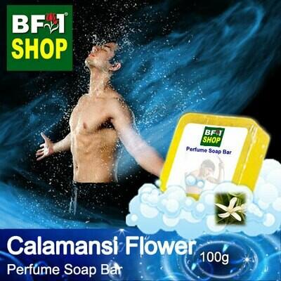 (PSB1) Perfume Soap Bar - WBP Calamansi Flower - 100g