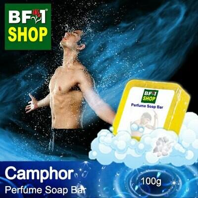 (PSB1) Perfume Soap Bar - WBP Camphor - 100g