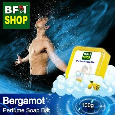 (PSB1) Perfume Soap Bar - WBP Bergamot - 100g