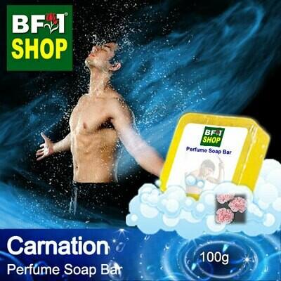 (PSB1) Perfume Soap Bar - WBP Carnation - 100g