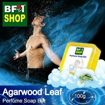 (PSB1) Perfume Soap Bar - WBP Agarwood Leaf - 100g