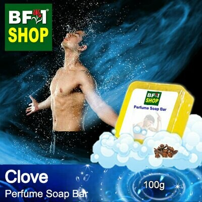 (PSB1) Perfume Soap Bar - WBP Clove - 100g