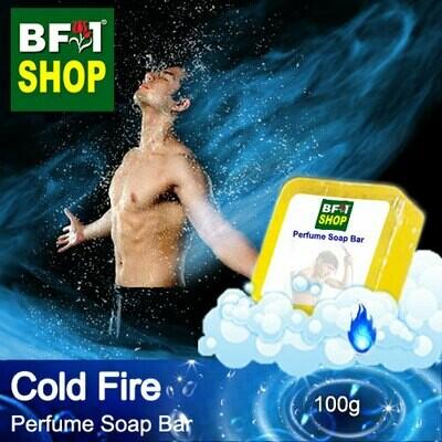 (PSB1) Perfume Soap Bar - WBP Cold Fire - 100g