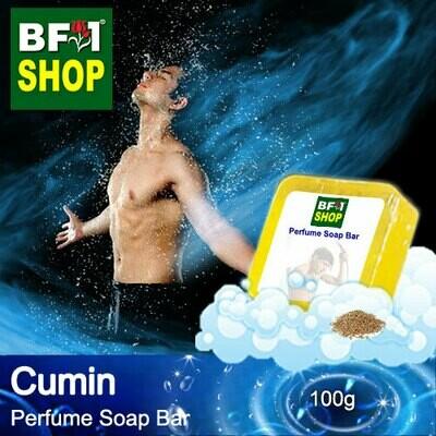 (PSB1) Perfume Soap Bar - WBP Cumin - 100g