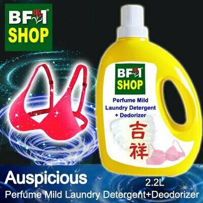 (PMLDD) Perfume Mild Laundry Detergent + Deodorizer - WBP Auspicious - 2.2L