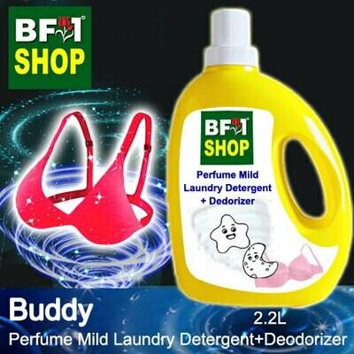 (PMLDD) Perfume Mild Laundry Detergent + Deodorizer - WBP Buddy - 2.2L