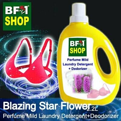 (PMLDD) Perfume Mild Laundry Detergent + Deodorizer - WBP Blazing Star Flower - 2.2L