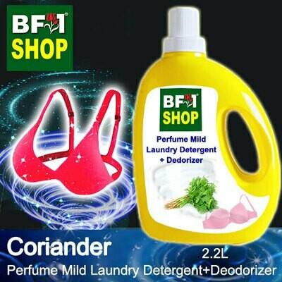 (PMLDD) Perfume Mild Laundry Detergent + Deodorizer - WBP Coriander - 2.2L