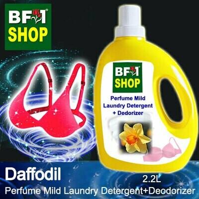 (PMLDD) Perfume Mild Laundry Detergent + Deodorizer - WBP Daffodil - 2.2L