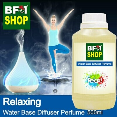 Aromatic Water Base Perfume (WBP) - Aura Relaxing - 500ml Diffuser Perfume