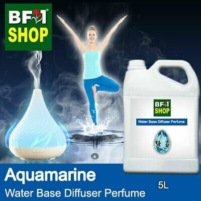 Aromatic Water Base Perfume (WBP) - Aquamarine - 5L Diffuser Perfume