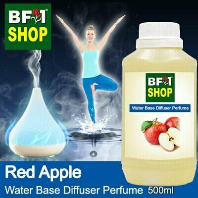 Aromatic Water Base Perfume (WBP) - Apple Red Apple - 500ml Diffuser Perfume