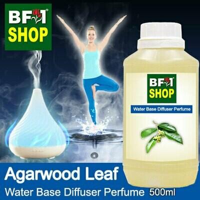 Aromatic Water Base Perfume (WBP) - Agarwood Leaf - 500ml Diffuser Perfume
