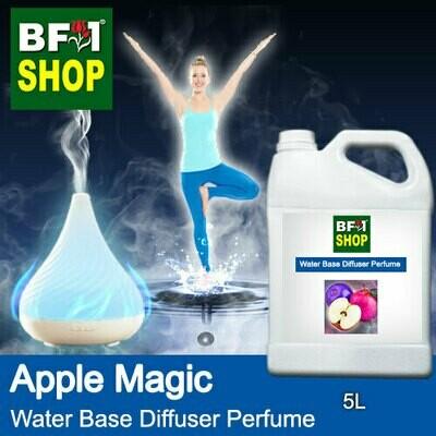Aromatic Water Base Perfume (WBP) - Apple Magic - 5L Diffuser Perfume