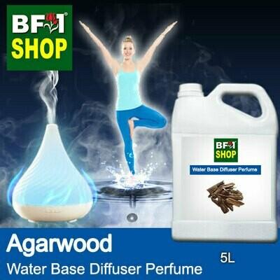 Aromatic Water Base Perfume (WBP) - Agarwood - 5L Diffuser Perfume