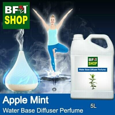 Aromatic Water Base Perfume (WBP) - Apple Mint - 5L Diffuser Perfume