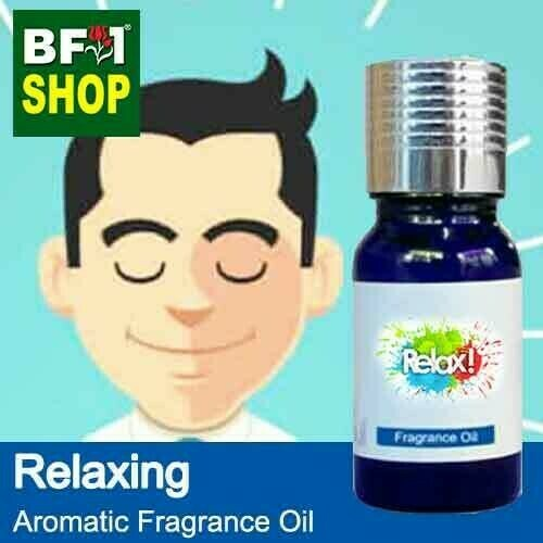 Aromatic Fragrance Oil (AFO) - Aura Relaxing - 10ml