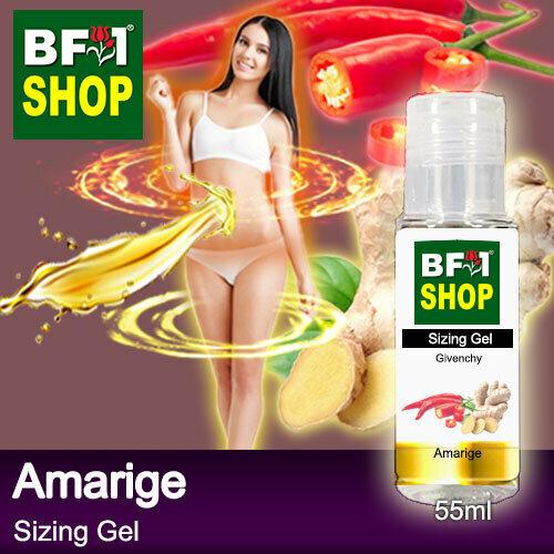 (SG) SpCGivenchy - Amarige Sizing Gel - 55ml Woman