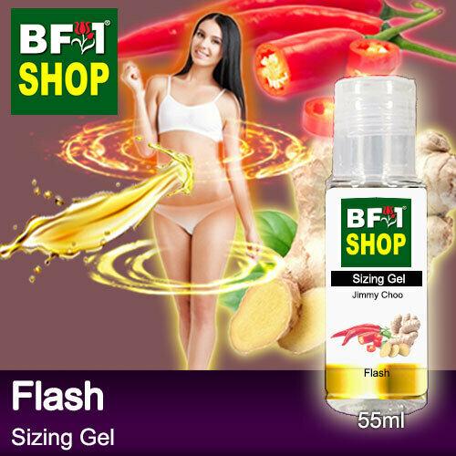 (SG) SpCJimmy Choo - Flash Sizing Gel - 55ml Woman