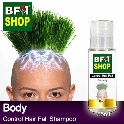 (CHFS) AmBBurberry - Body Control Hair Fall Shampoo - 55ml Woman